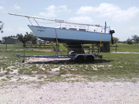 Ranger 23, 1975, sailboat