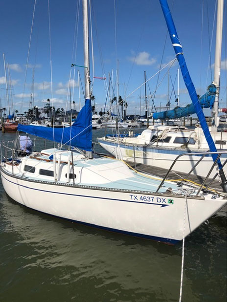 Ranger 23, 1976 sailboat