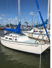 1976 Ranger 23 sailboat
