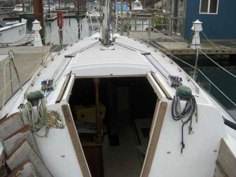Ranger 33, 1975 sailboat