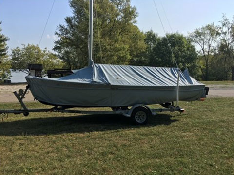 Rhodes 19, 1998 sailboat