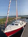 1987 Rhodes 22 sailboat