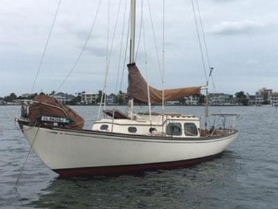 Rhodes Ranger 28', 1960 sailboat