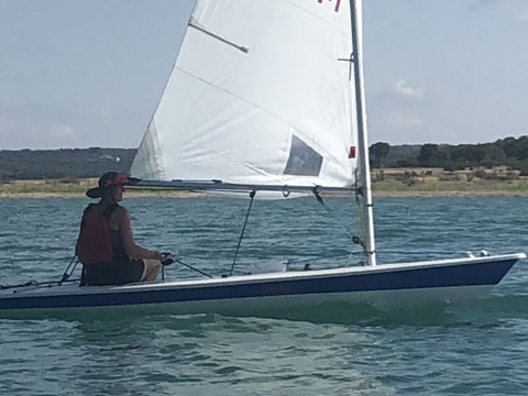 RS Aero 2016 & 1998 Laser w/tandem trailer sailboat