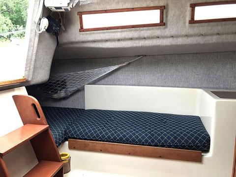 S2 6.9, 1984 sailboat