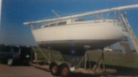 S-2 8.6, 1984 sailboat