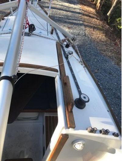 Sage 17, 2015 sailboat