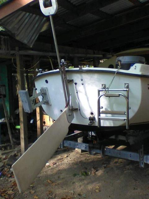Sanibel 18, 1988 sailboat
