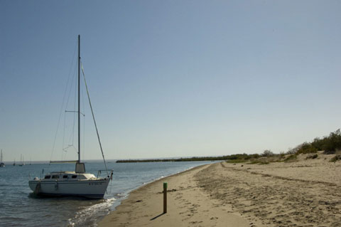 Santana 2023-C, 1994 sailboat
