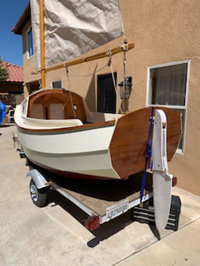 Scamp For Sale >> Scamp, Bakersfield, California, sailboat for sale from ...