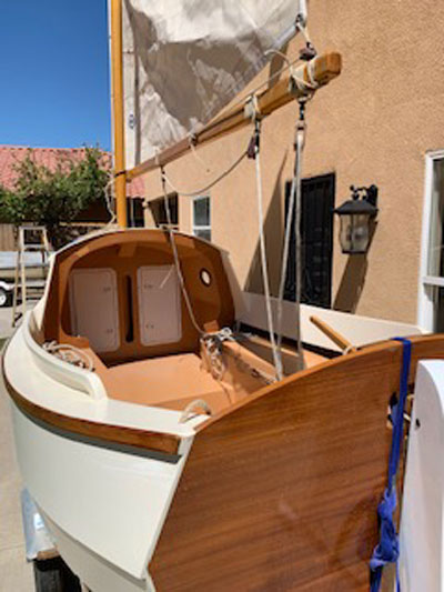 Scamp, Bakersfield, California, sailboat for sale from ...