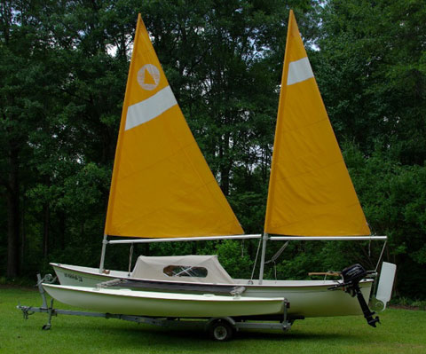 Sea Pearl Tri-Sport, 1991 sailboat