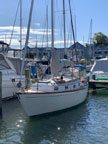 1984 Sea Sprite 30 sailboat