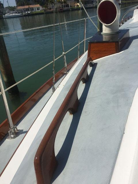 Sea Sprite 30, 1983 sailboat