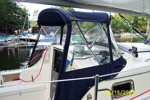 Seaward Yachts 32 RK, 2003 sailboat