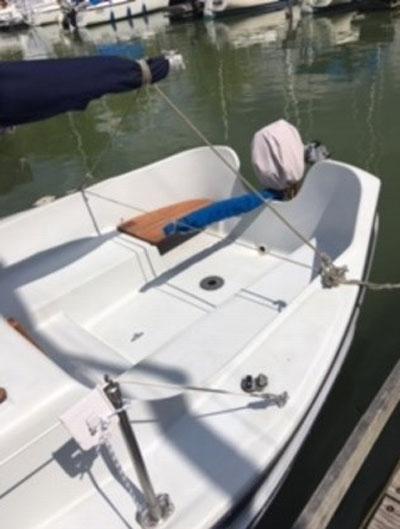 Seaward Fox 17, 1999 sailboat