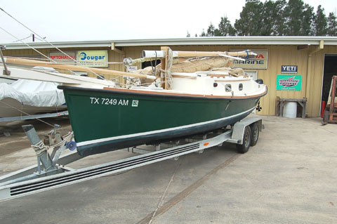 Skimmer 25, 2004 sailboat