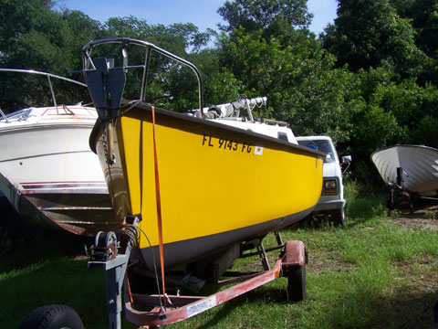 Seaward Slipper 17' Pocket Cruiser, 1985, Cocoa, Florida