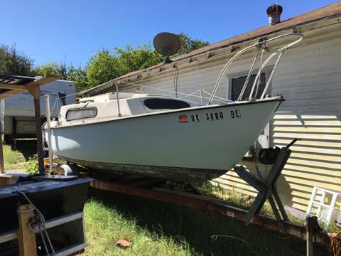 Southcoast Seacraft, 22, 1979 sailboat