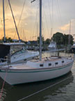 1978 Southern Cross 31 sailboat