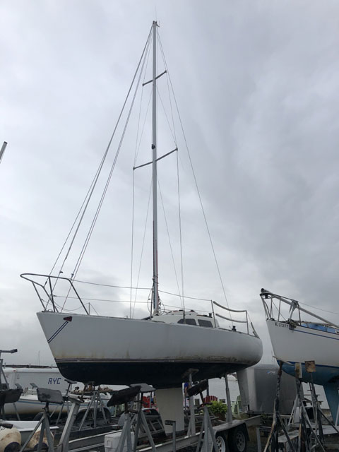 Soverel 26, 1977 sailboat