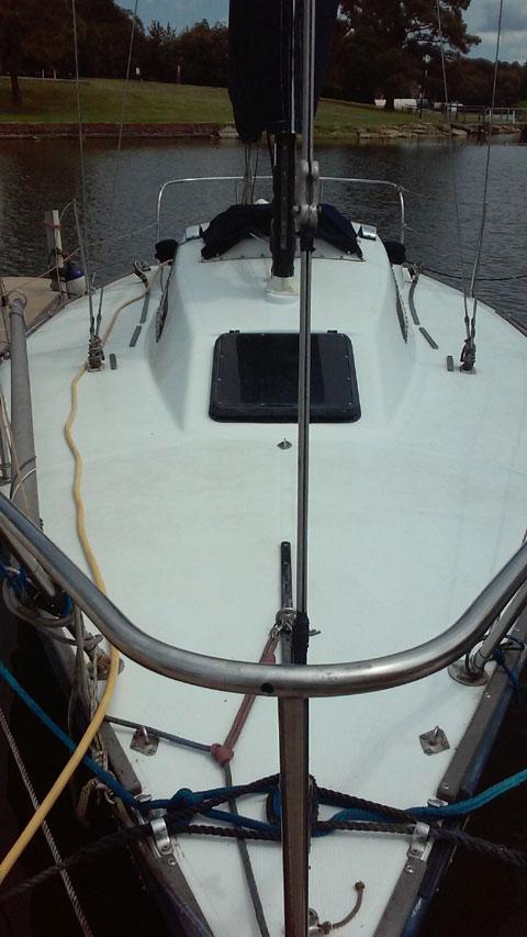 Soverel 26, 2007 sailboat