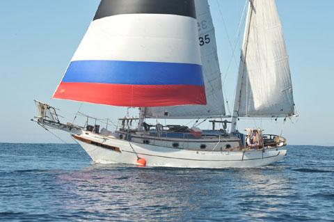 Ta Chiao CT35, 1977 sailboat
