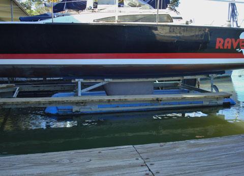 Tartan Pride 270 (27 ft.), 1985 sailboat