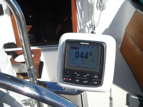 Tartan 28, 1989 sailboat