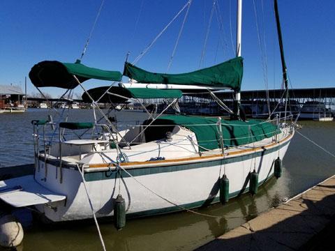 Ticon 30, 1986 sailboat