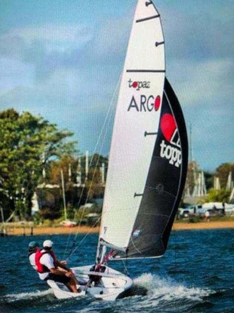 Topaz Argo, 2015 sailboat
