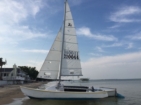 Tremolino 23, 1980 sailboat