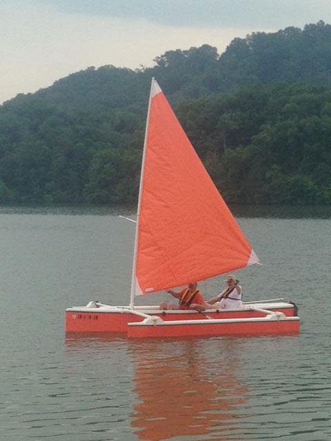 Trifoam 16 Trimaran, 2019 sailboat