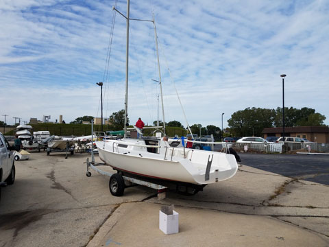 Ultimate 20, 1995 sailboat