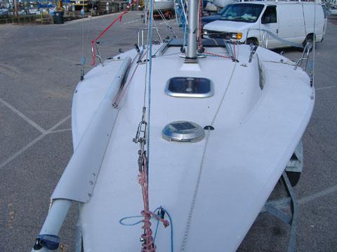 Ultimate 20 sport boat, 1997 sailboat