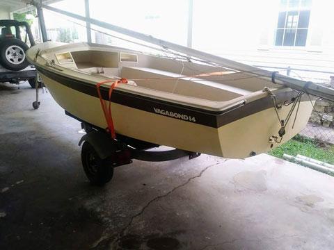 Vagabond 14, 1984 sailboat