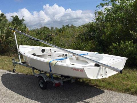 RS Venture Centerboard, 2018, Port Charlotte, Florida, sailboat for