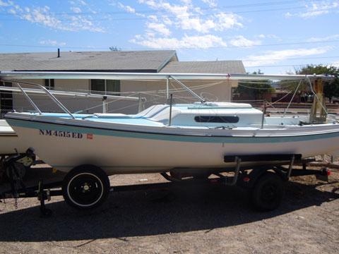 McGregor Venture 21', 1980 sailboat
