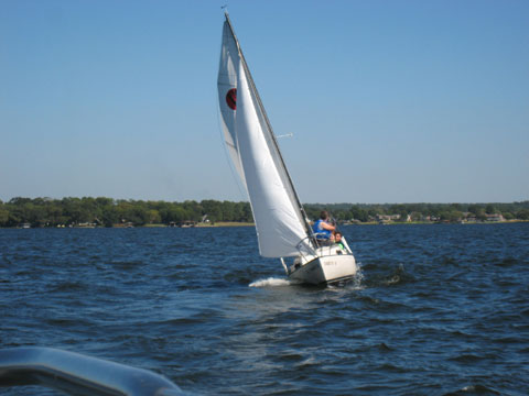 Victoria 18, 1980 sailboat