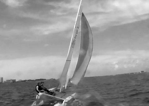 Viper 16  -  AHCP, 2009 sailboat