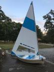 2000 Walker Bay 8' dinghy sailboat