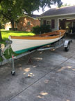 1981 Whitehall 17', Sailing/Rowing boat sailboat