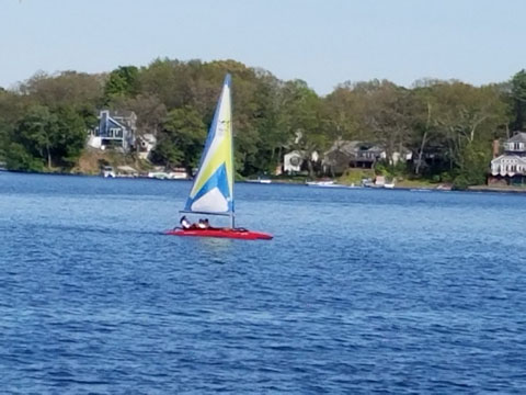 Windrider 16, 2002 sailboat