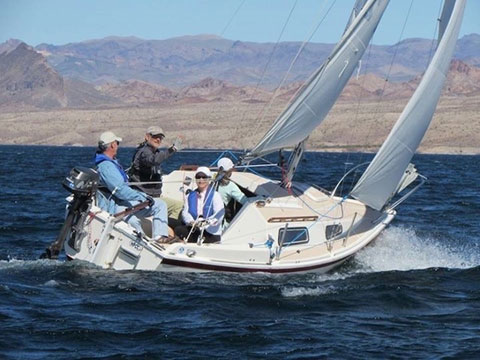 Windrose 18, 1976 sailboat