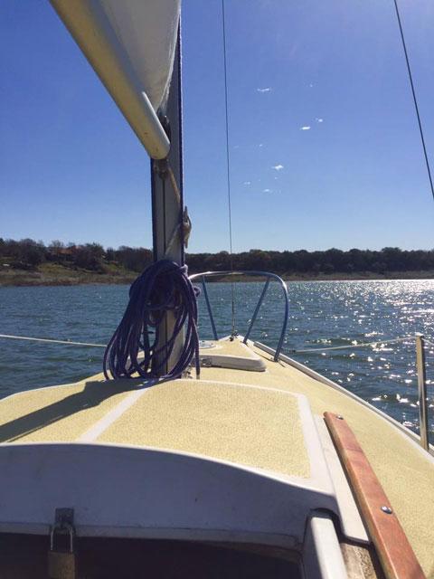 Laguna Windrose 18, 1979 sailboat