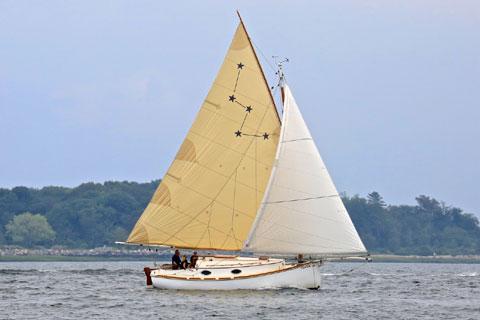 Charles Wittholz Prudence Catboat, 38', 1991 sailboat