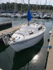 1997 WWP 19 sailboat