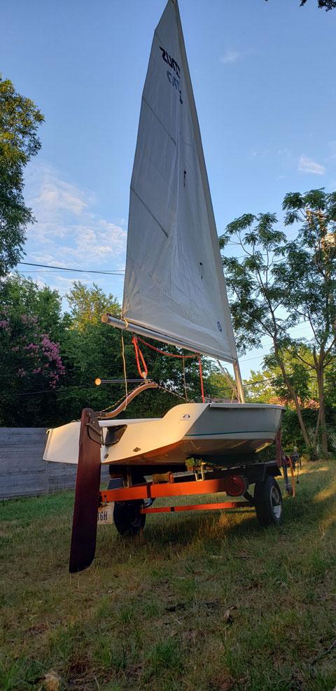 Vanguard Zuma, 1994 sailboat