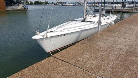 11 Meter One Design, 1992, sailboat