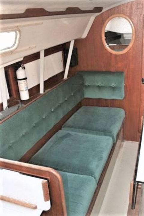 C&C MK1 (29.58'), 1977 sailboat